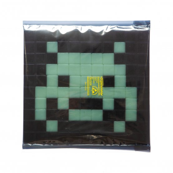 "Space Invader - Invasion Kit 15 ""Glow in The Space"""