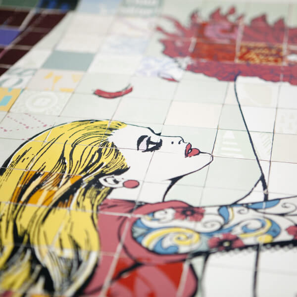 Faile – Les Ballets de Faile (close-up)