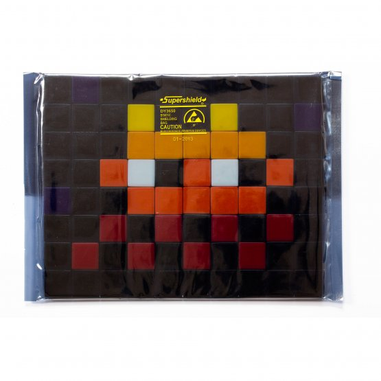 "Space Invader - Invasion Kit 16 ""Flash Invaders"""
