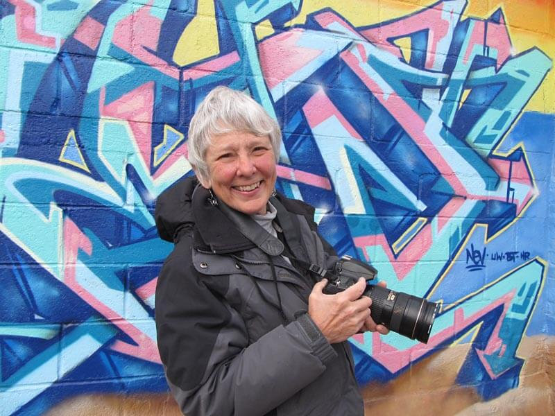 Interview with 'Kodak girl' Martha Cooper (IWD special)