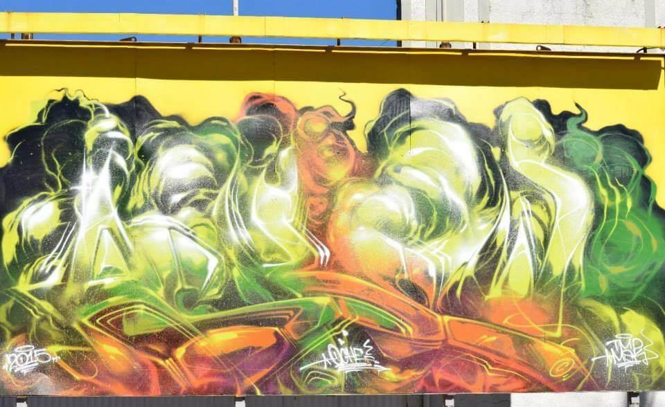 Wall to Wall Festival, Benalla 2015