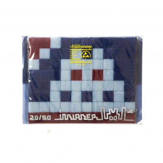 "Space Invader - Invasion Kit #7 ""Union Jack"""
