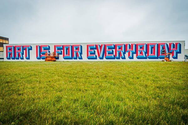Crystal Ship Street Art Festival, Oostende / Ostend, Belgium