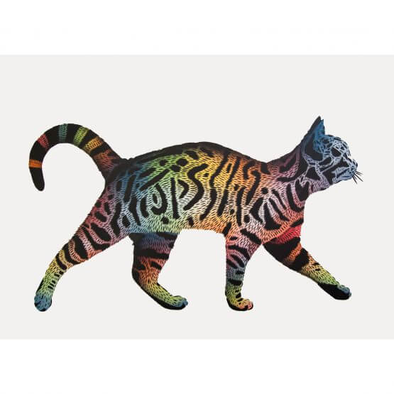 JPS - Rainbow Tag Cat AP #1