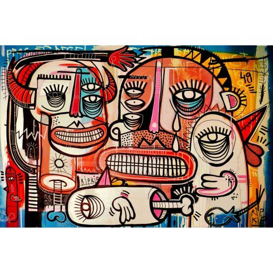 Joachim - RIPKIP Canvas