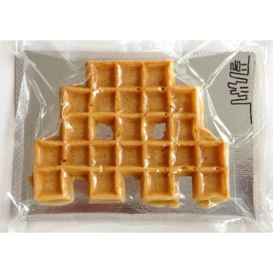 Space Invader - Space Waffle