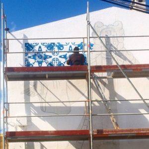 Add FueI, Muro Street Art Festival