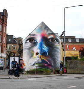 David Walker Aalborg Street Art Photo ©kirk gallery