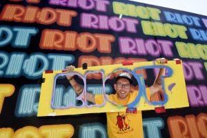 Ben Eine Coney Art Walls NYC Photo © Martha Cooper