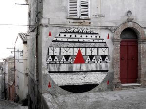 Giulio Vesprini Street Art