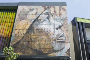 Rone Dubai Walls Street Art Festival