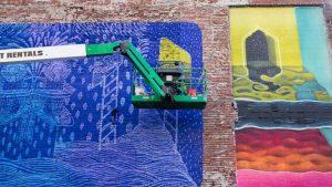 Curiot and Mars1, Nashville Walls Project