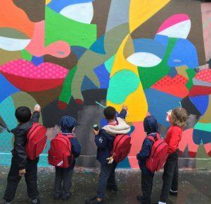 Hunto Street Art, Brick Lane, Shoreditch