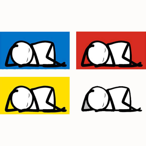 Stik auctions full set of Sleeping Baby Prints at Christies to raise money for NHS