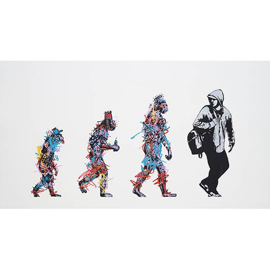 Dolk - Evolution Print