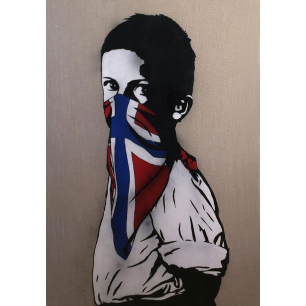 Dolk - Vandal Canvas
