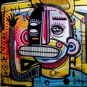 Joachim - (Streets of London) Canvas