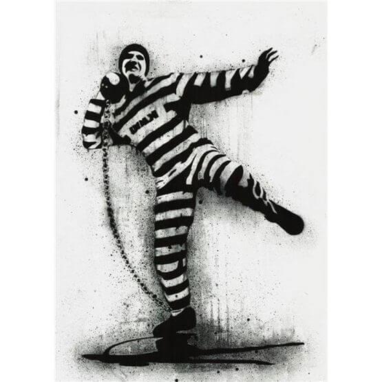 Dolk - Prisoner Print