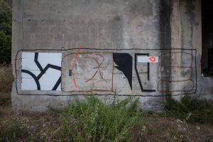 Alexey Luka THTF Ekta Nelio, Altrove Street Art Festival, Catanzaro 2016 Photo © Angelo Jaroszuk Bogasz