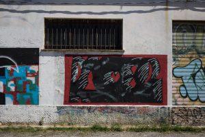 Ekta THTF, Altrove Street Art Festival, Catanzaro 2016 Photo © Angelo Jaroszuk Bogasz