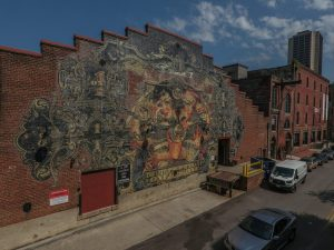 Handiedan, Richmond Mural Project 2016 Photo credit TostFilms
