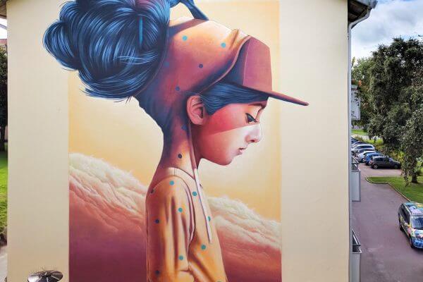 Yash, Artscape Gothenburg 2016 Photo Credit Artscape