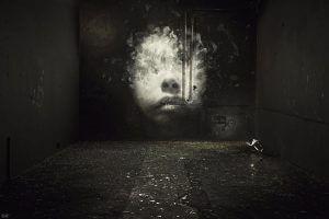 Henrik Uldalen, Nuart Post 2016. Street Art Exhibition. Photo credit Ian Cox