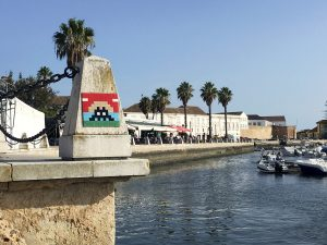 Space Invader, Faro Portugal Photo Credit Invader
