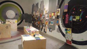 Nipper, Nuart Post 2016. Street Art Exhibition. Photo credit Nuart