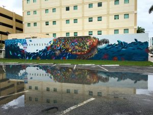 Ernesto Maranje. Downtown HollyWood Mural Project. Photo credit HMP