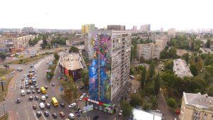 Ernesto Maranje, Art United Us, Kiev. Photo credit Geo Leros