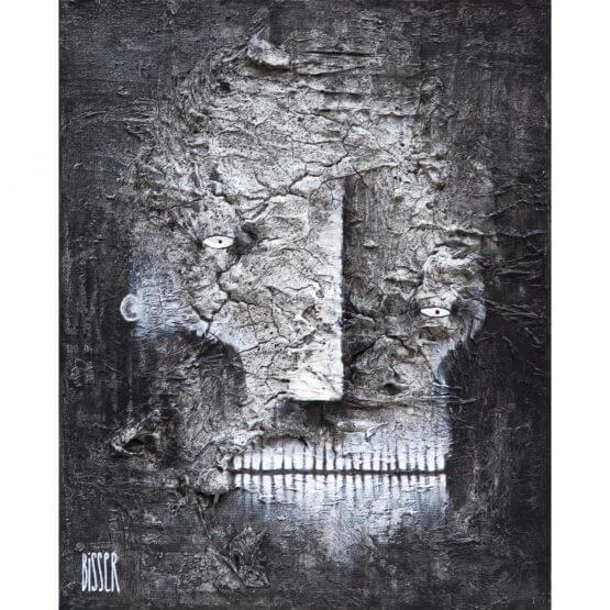 Bisser - Experiment Canvas