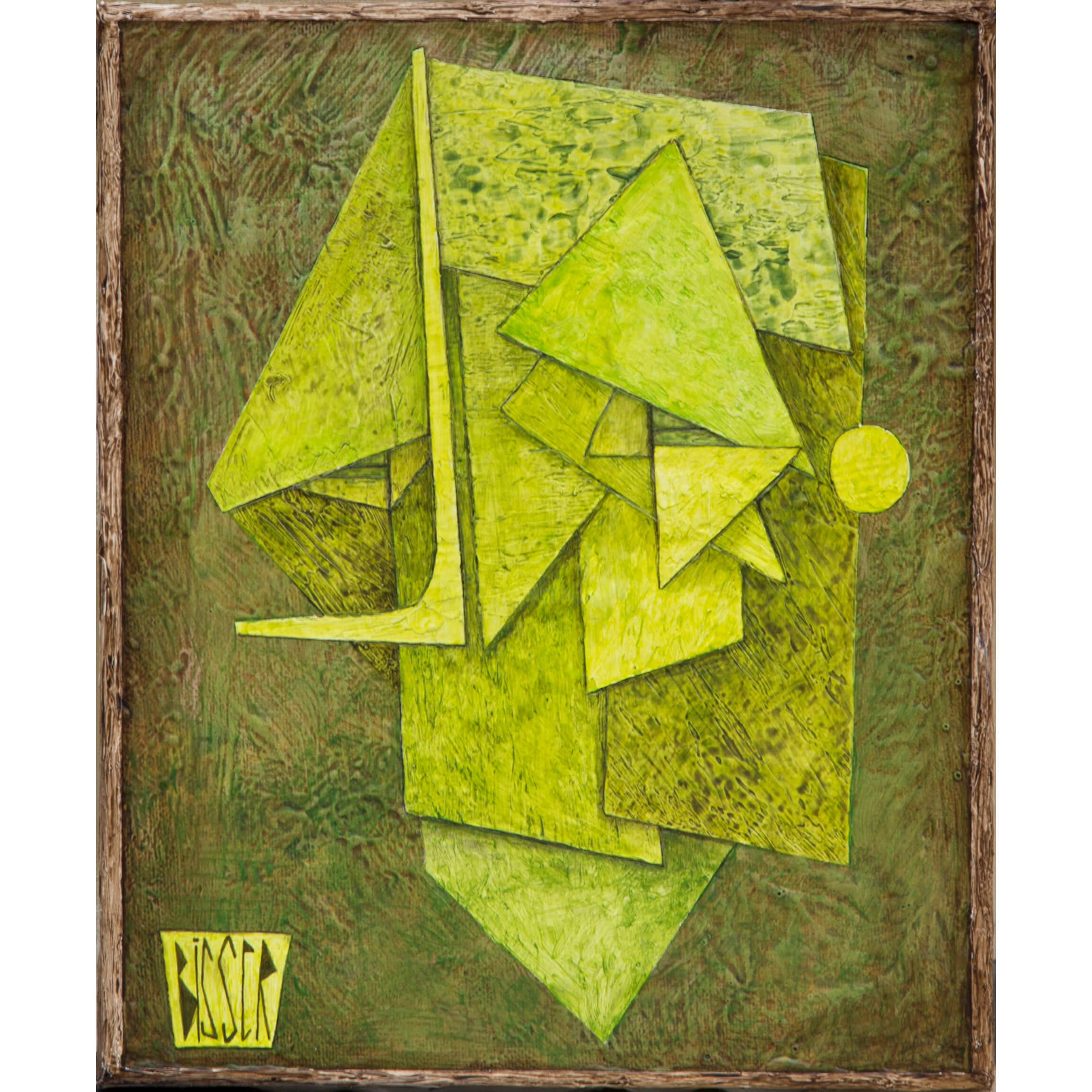 Bisser - Greenman Canvas