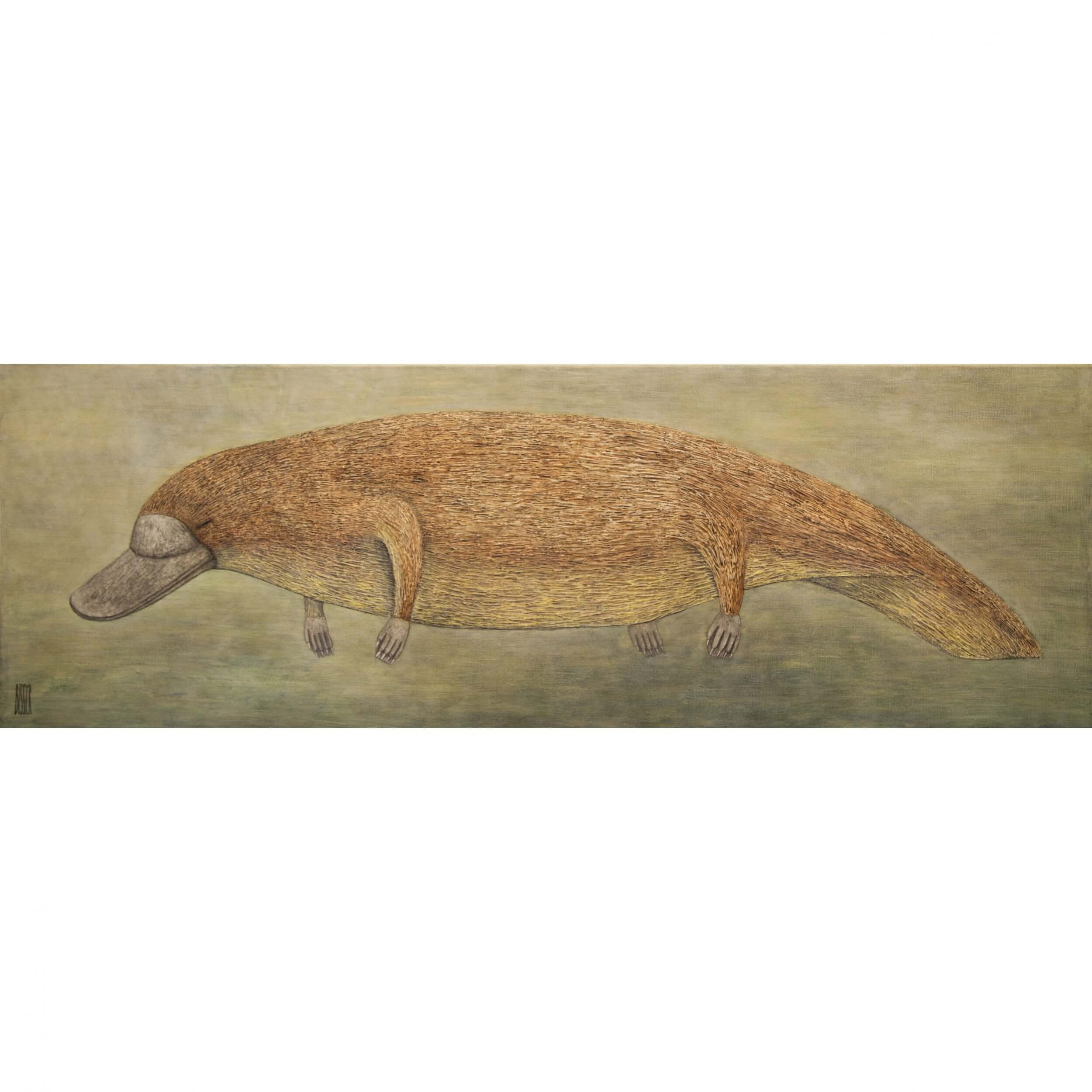 Bisser - Platypus Canvas