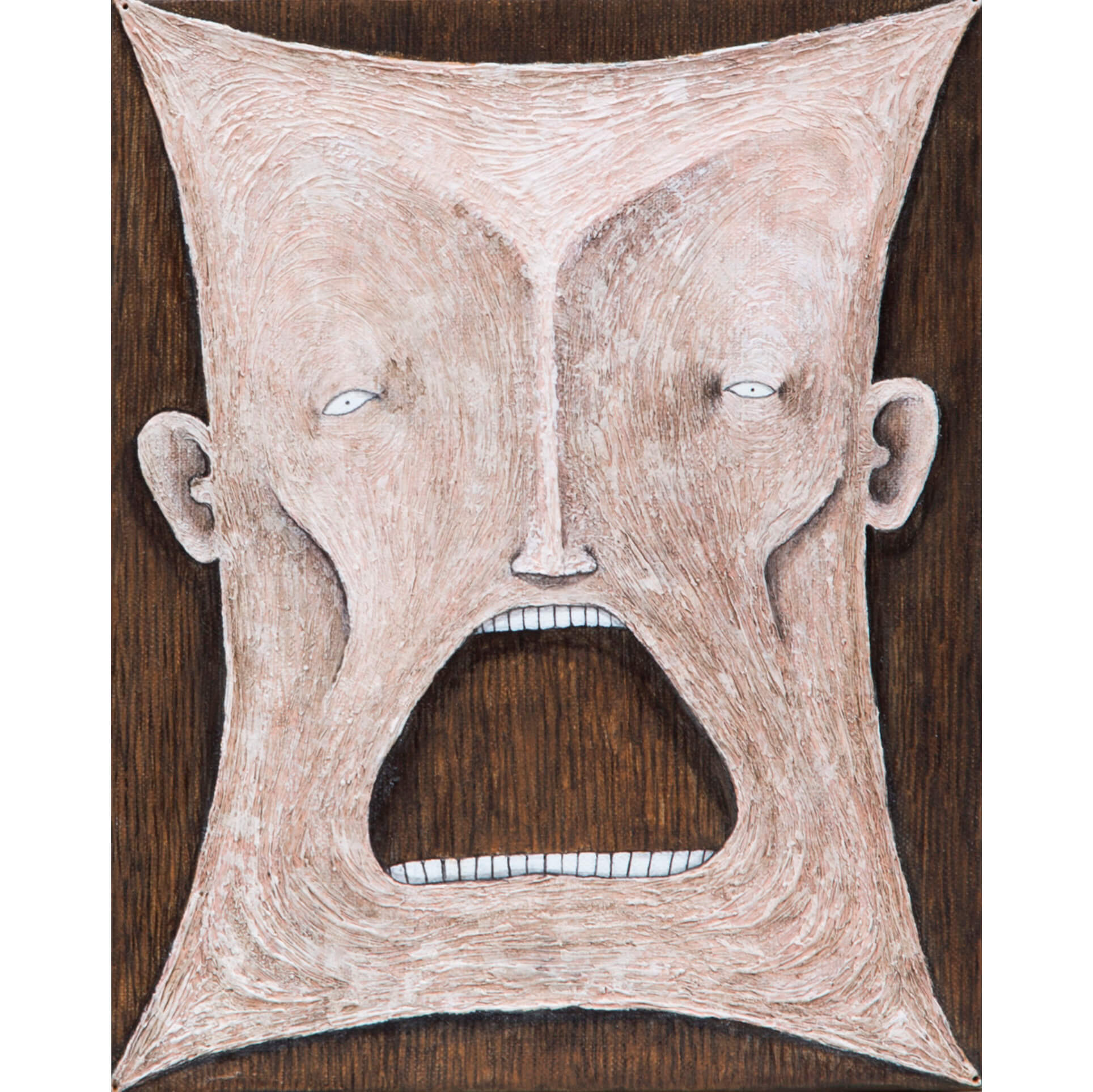 Bisser - Stretched Canvas