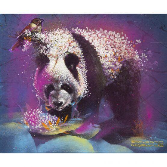 Ernesto Maranje - Flower Panda