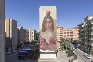 Evoca1, Festiwall, Street art festival, Sicily Photo credit Marcello Bocchieri