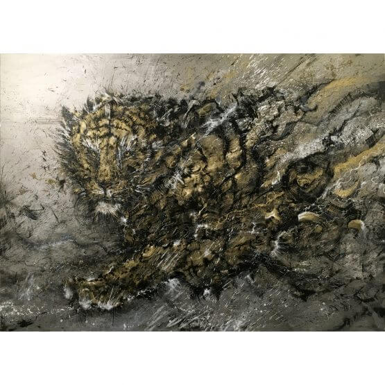 Hua Tunan - Uncaged Canvas