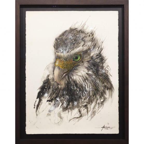 Hua Tunan - Wisdom Eye (framed)