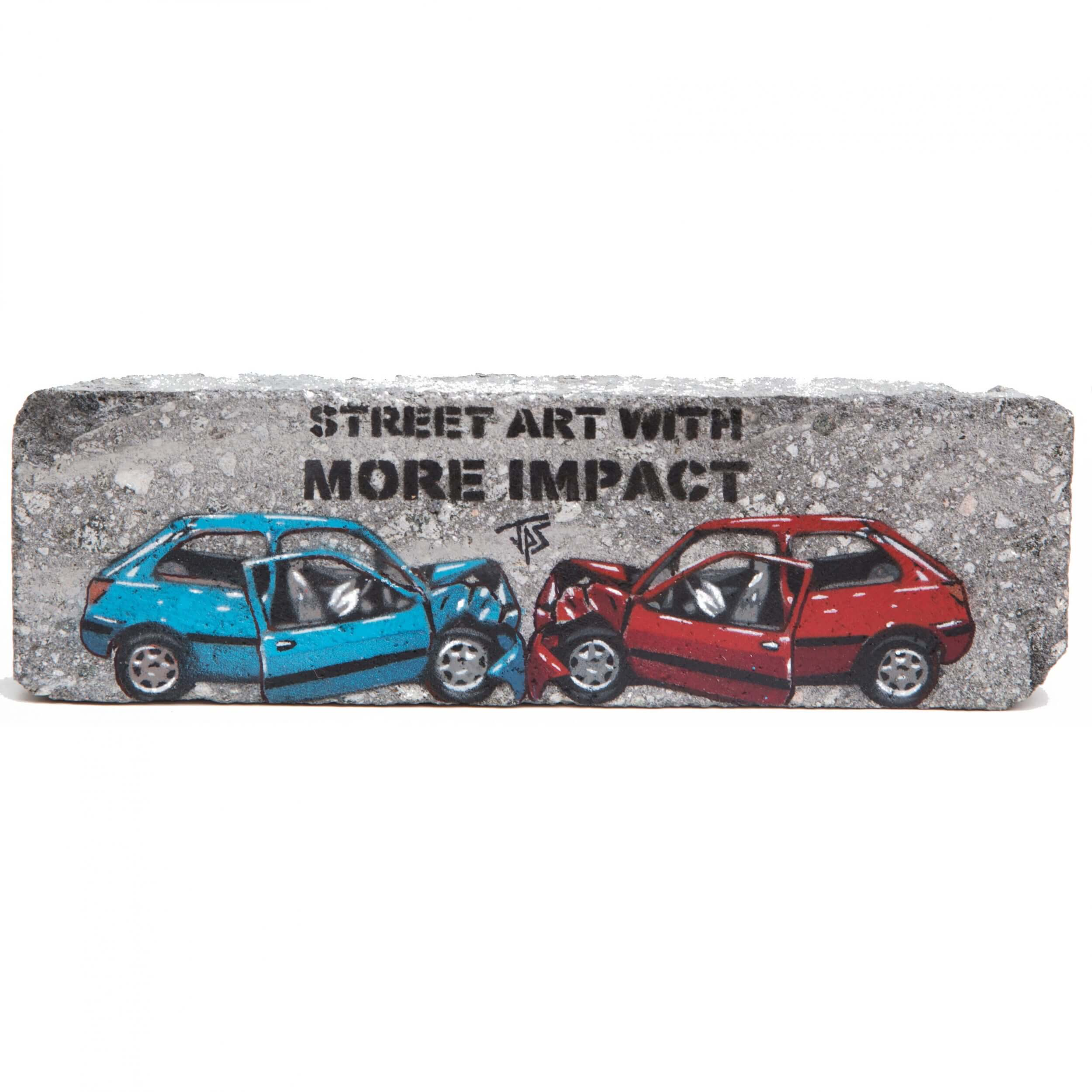 JPS - Street Art with more impact Rock A/P