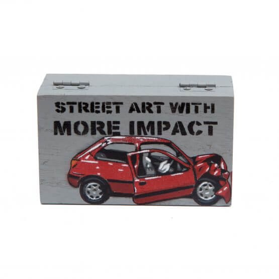 JPS - Street Art with more impact A/P