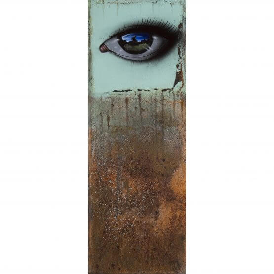 My Dog Sighs - I'll fall for you Canvas