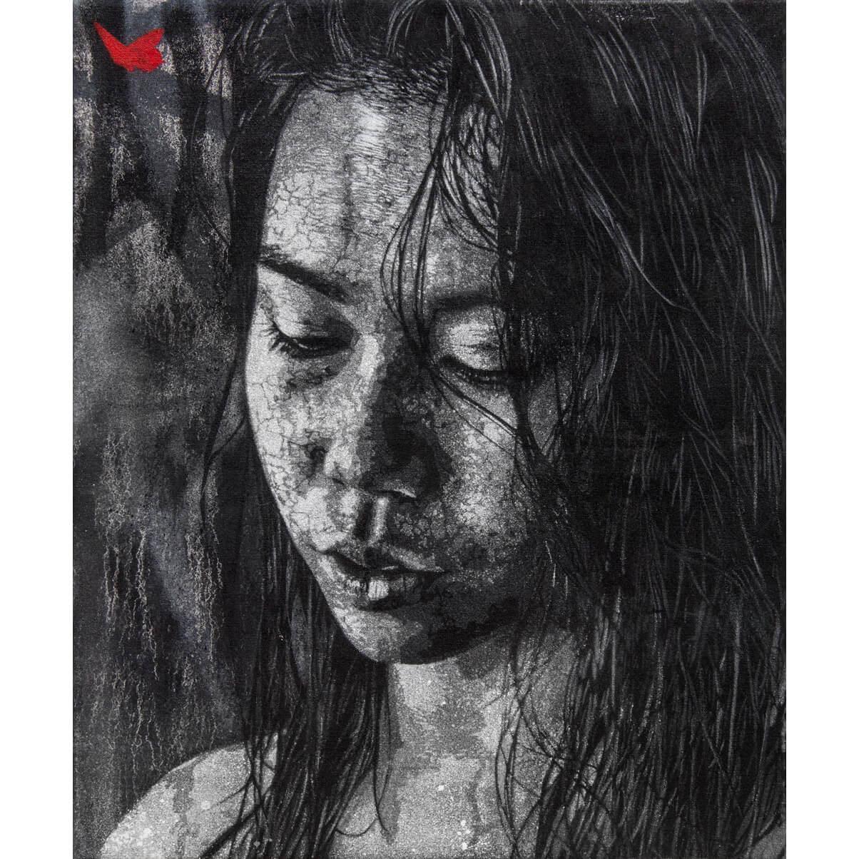 Nils Westergard - Marisa (canvas)
