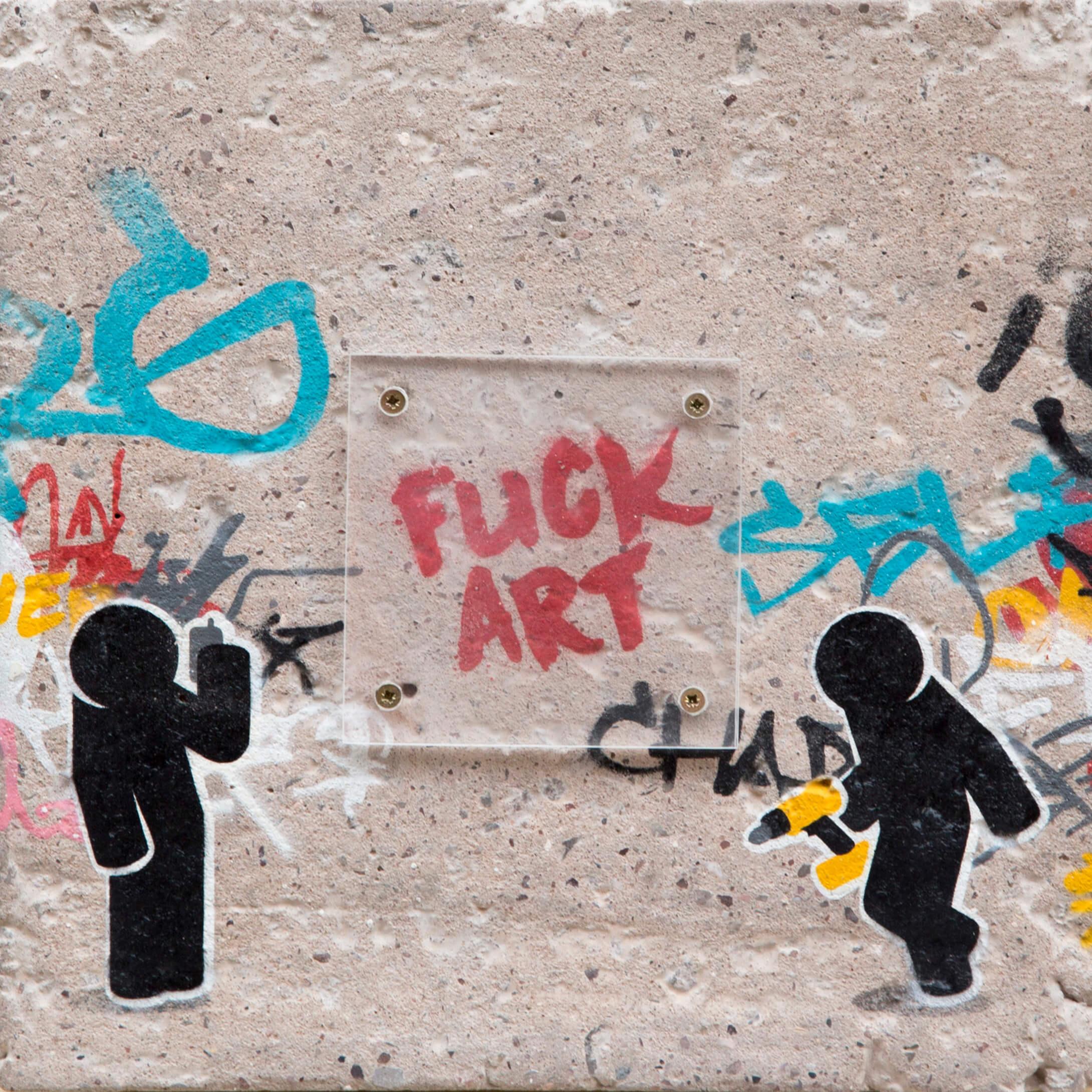 Pahnl - Fuck Art