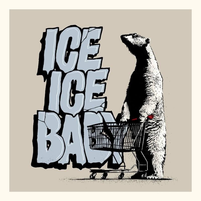 Pobel x Atle Ostrem - Ice Ice Baby Print