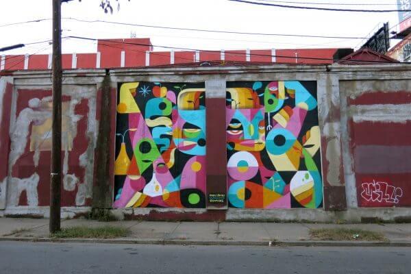 graffiti and street art news graffitistreetnews comruben sanchez, street art mural, brooklyn, new york city, 2016 photo