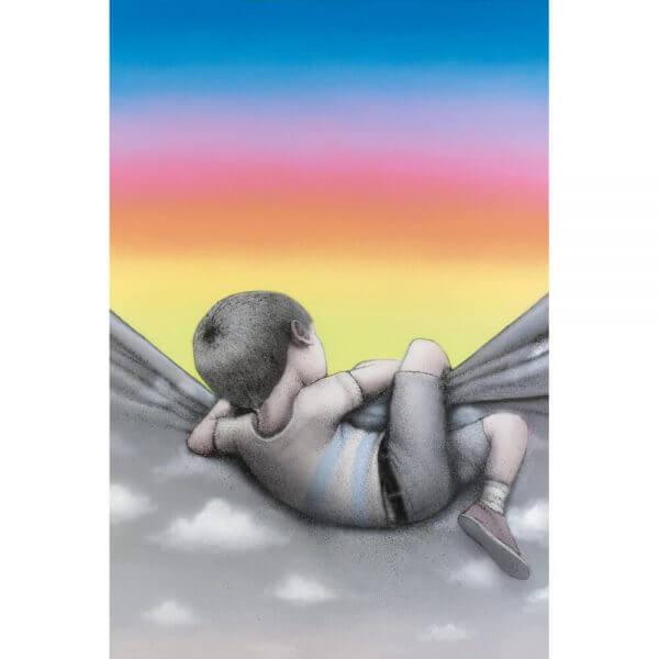 Seth - Over The Rainbow Print