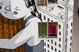 Millo, Street Art Santiago. Photo Credit Fernanda-Landin