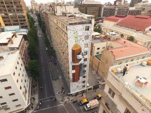 Millo, Street Art Santiago. Photo Credit Fotosaereas