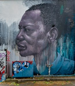 Cam Scale, Street Art Mural, Fitzroy, Melbourne, Australia 2016. Photo credit p1xels.